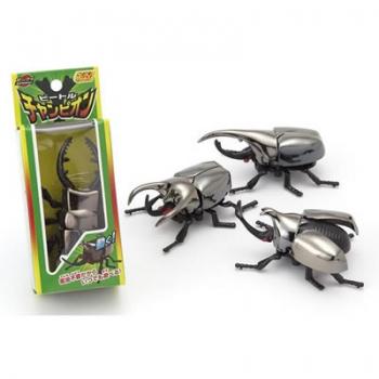 日本進口戰鬥甲蟲