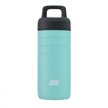 Esbit 鋼硬系列廣口真空瓶450ml - 蔚藍薄荷