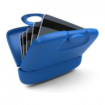 加拿大 Capsul 萬用隨身夾 - 蔚藍