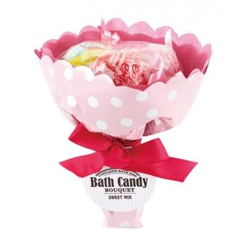 日本進口泡澡花束 - 粉色花束