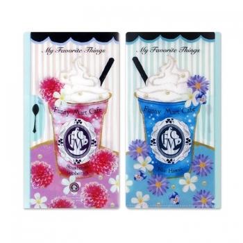 日本 Prairie Dog 抗菌口罩夾(含口罩) - 莓果冰沙