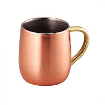 日本 極-Kiwami 純銅雙層馬克杯