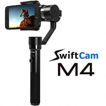 SwiftCam M4 三軸穩定器 - 智慧型手機&運動及VR攝影機專用 (專業款)