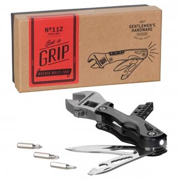 Gentlemen's Hardware 英倫紳士五合一扳手工具組