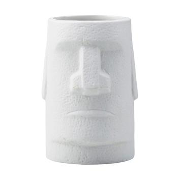 日本 sunart 馬克杯 - 摩艾石像