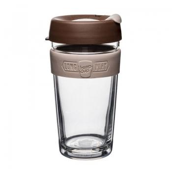 澳洲 KeepCup 雙層隔熱杯系列 L-茶那堤