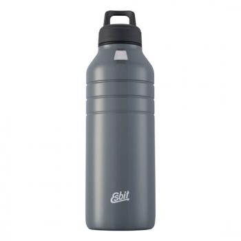 Esbit 鋼硬系列不鏽鋼水瓶- 灰