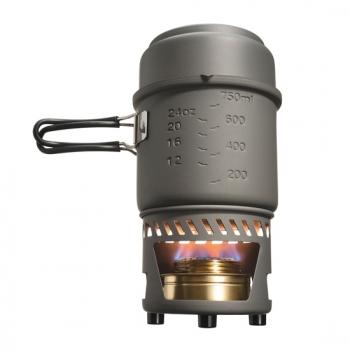 Esbit 985 酒精爐炊事組 - 鋁合金(CS985HA)