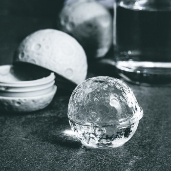 Kikkerland 漫步月球製冰模