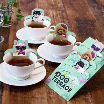 蒂芬妮藍 汪汪杯緣子茶包 - 阿薩姆紅茶
