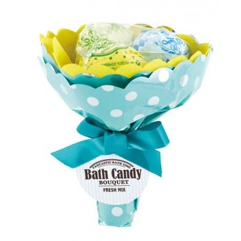 日本進口泡澡花束 - 藍色花束