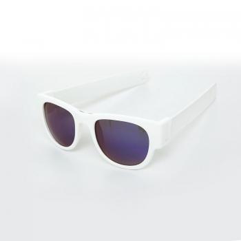 紐西蘭 Slapsee Pro 偏光太陽眼鏡 - 時尚白