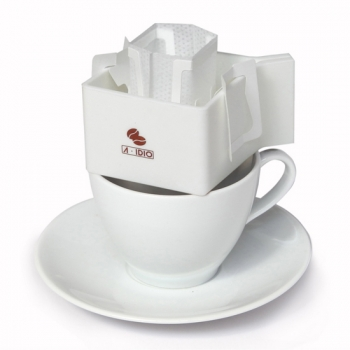 A-IDIO 掛耳咖啡神器-白色