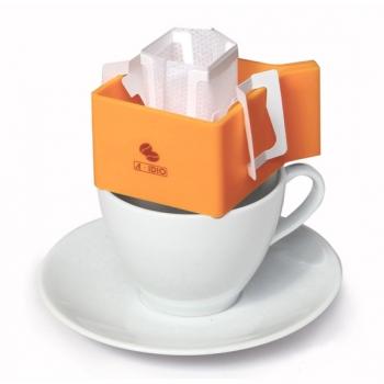 A-IDIO 掛耳咖啡神器-橘色