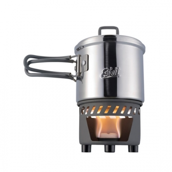 Esbit 585 固態燃料炊事組 - 不鏽鋼(CS585ST)