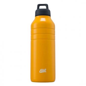 Esbit 鋼硬系列不鏽鋼水瓶- 黃