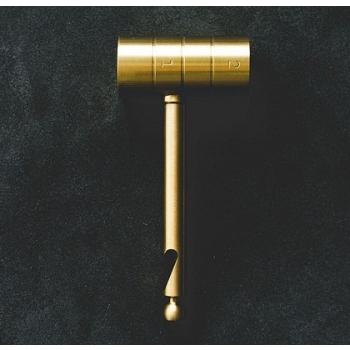 IZOLA 復刻黃銅 四合一多功能開瓶器