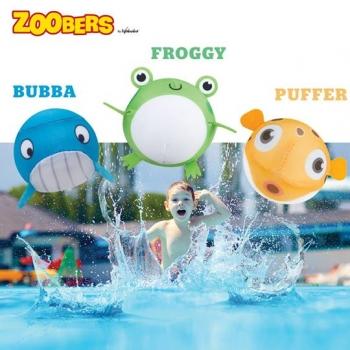 WABOBA 動物水上彈跳球 ZOOBERS BALL