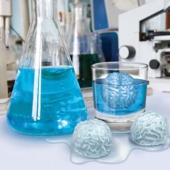 Fred&Friends 複製大腦科幻奇趣製冰模
