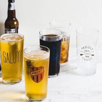 IZOLA 玻璃啤酒杯