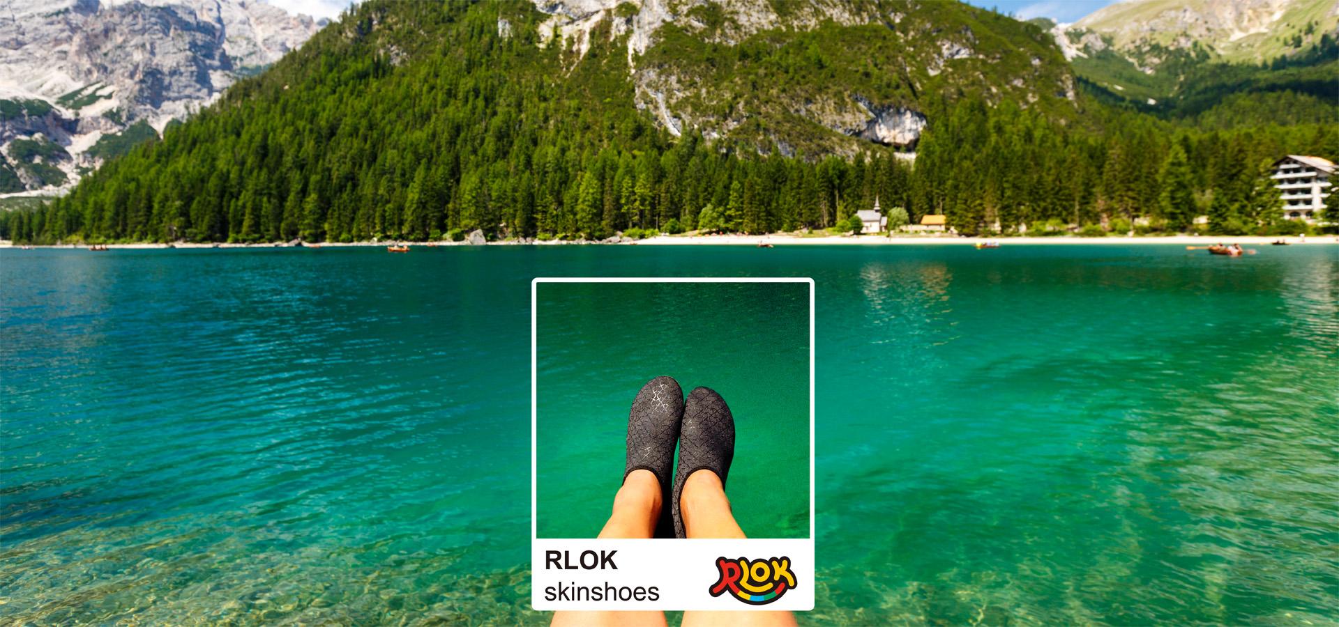 RLOK SKINSHOES 赤足鞋